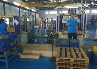Elay China increases the number of injection molding machines.